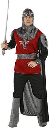 Chevalier Grenat / Noir