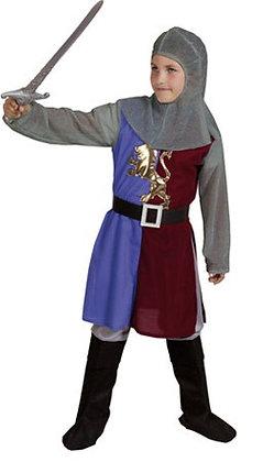 Chevalier violet bordeaux