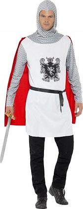 Chevalier cape rouge