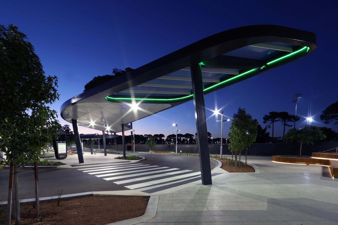 Greater Curtin Bus Interchange