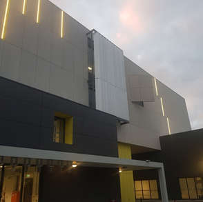 ECU Building 27 Engineering Annex Stage 2