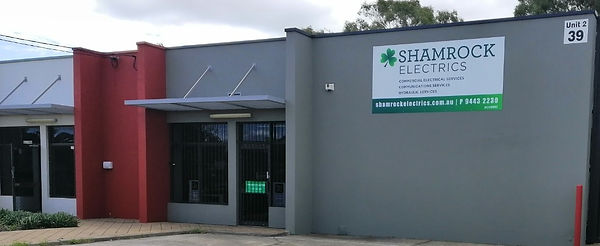 Shamrock Electrics Office