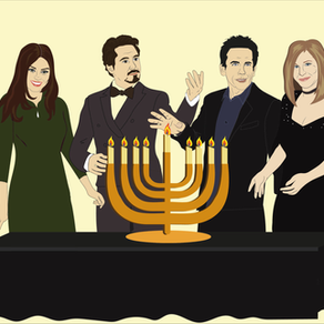 They are Your Champions: Growth Hacking for Influencers: Applied Jewish Wisdom from Hanukkah