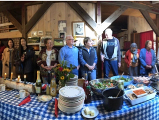 Thanksgiving at White Feather Ranch 2018