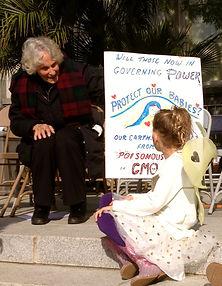 Nancy Jewel Poer Food Activist