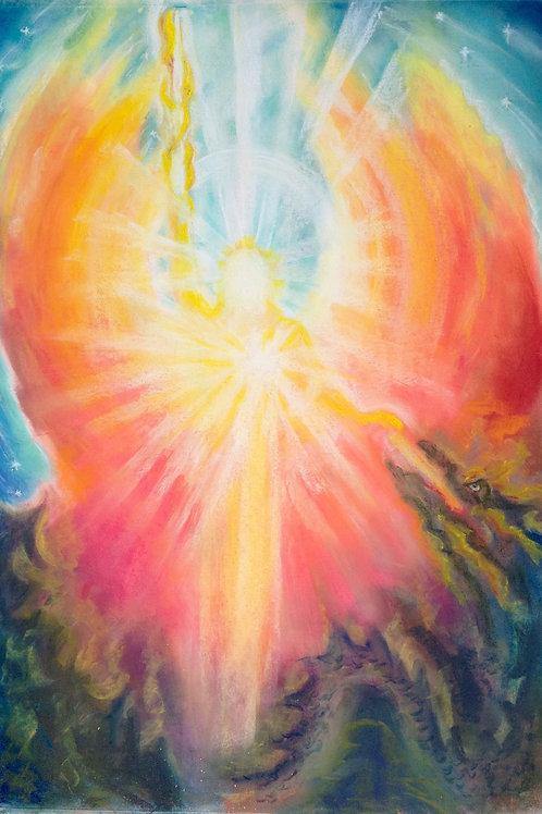 Arch Angel Micha-el