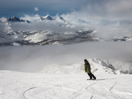Holiday Itinerary & Winter Protocols in Mammoth Lakes