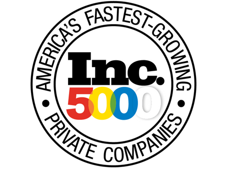 2019 Inc. 5000 Award Honoree