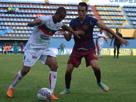 Em partida quente, Madureira vence a Portuguesa com gol nos últimos minutos
