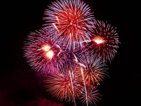 The 62″ Inch World Record Firework