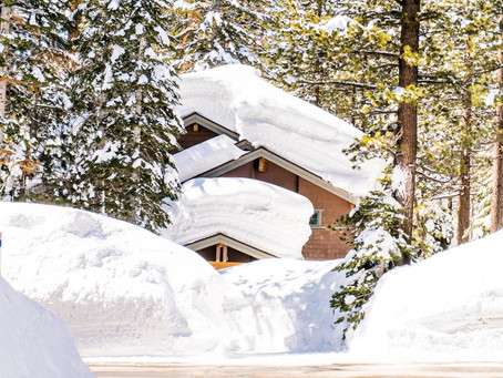 Why & How Mammoth Mountain Receives Massive Snowstorms?