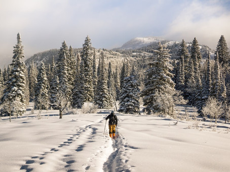 30+ Inches Of Snow In October!