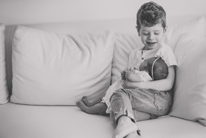 newborn and child portraits