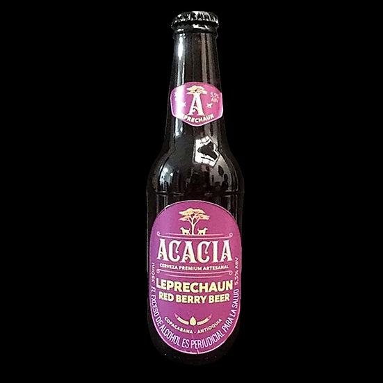 LEPRECHAUN RED BERRY BEER - ACACIA