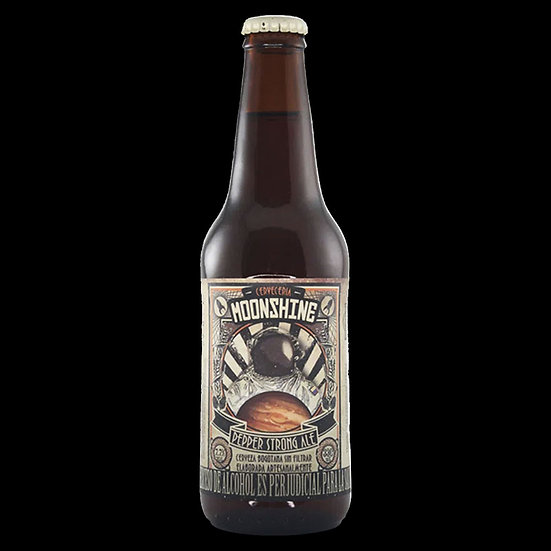 Pepper Strong Ale - Moonshine