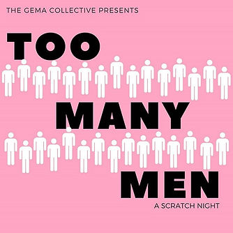 too-many-men__17th January _ 7pm £5 - co