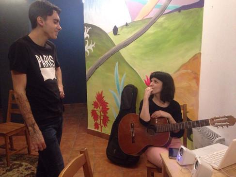 Repertorio con guitarra