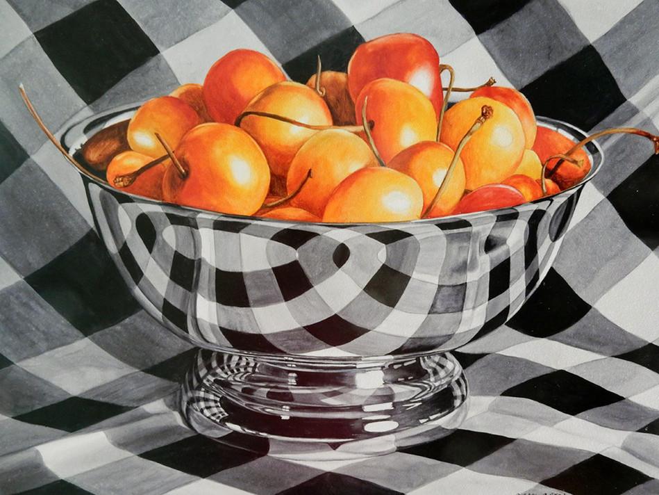 Checkered Cherries