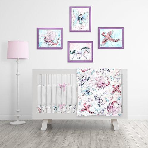 Fantasy Theme Nursery Set