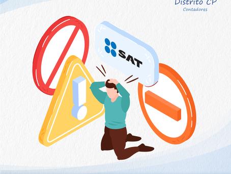 El SAT cancelará folios sospechosos despues de la detección de venta de citas