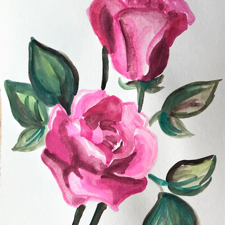 Brightwell Roses