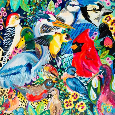 Lea's Virginia Birds