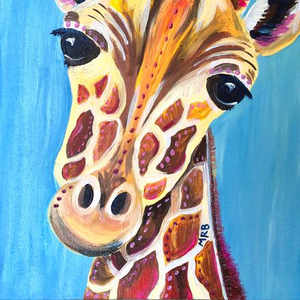 Cold Giraffe