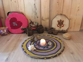 Séances de méditation et automassage