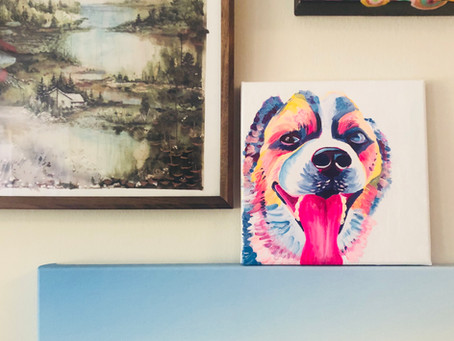 Man's Best Friend:                                Pet Portraits for YOU