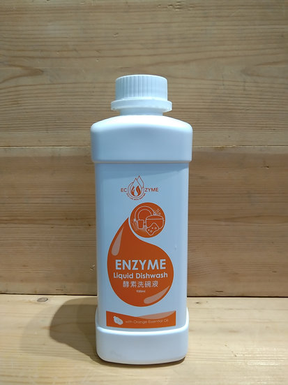 Ecozyme Liquid Dishwash 1L