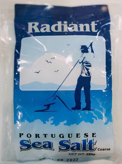 Radiant Portuguse Sea Salt 250g