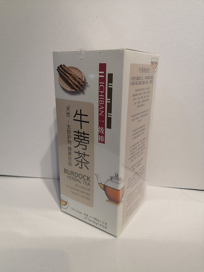 ICHIBAN BURDOCK HERBAL TEA