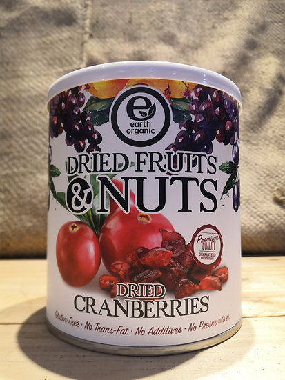 Dried Fruits & Nuts (Dried Cranberries) 200g