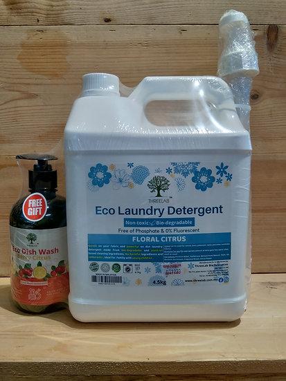 TL Eco Laundry Detergent 4.5kg