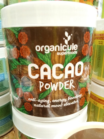 ORGANICULE CACAO POWDER 250GM
