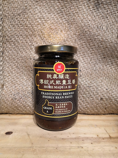 Traditional Brewed Energy Bean Paste (Spicy) 369 gm±