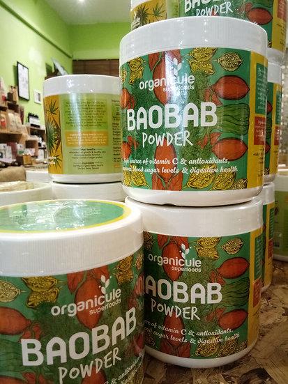 ORGANICULE BAOBAB POWDER 300GM