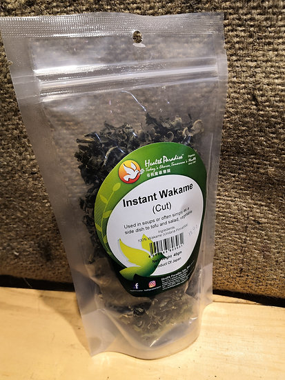 Instant Wakame (Cut) 40 gm