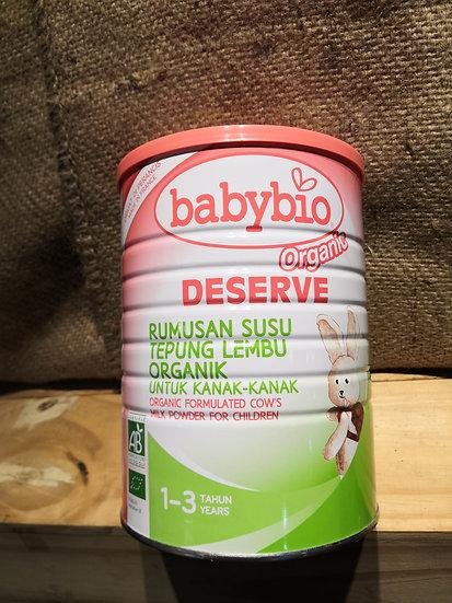 BABYBIO COW'S  MILK POWDER 1-3 YEARS