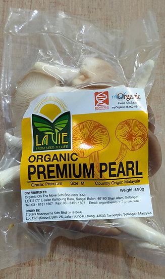Organic Premium Pearl mushroom ±90g