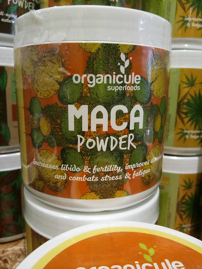 ORGANICULE MACA POWDER 250GM
