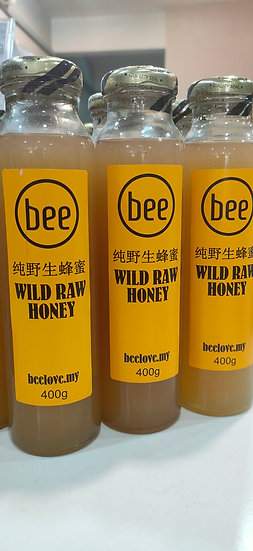 BeeLove.my Wild Raw Honey 400g