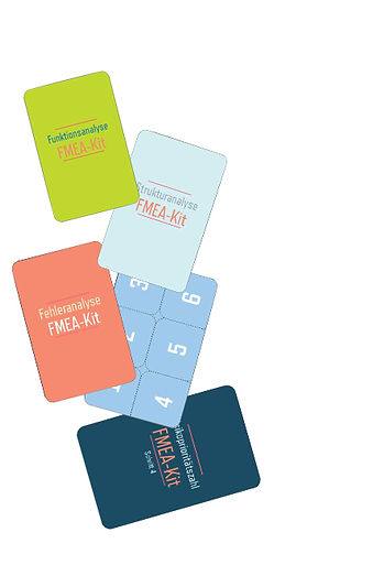 FMEA-Kit Karten Background