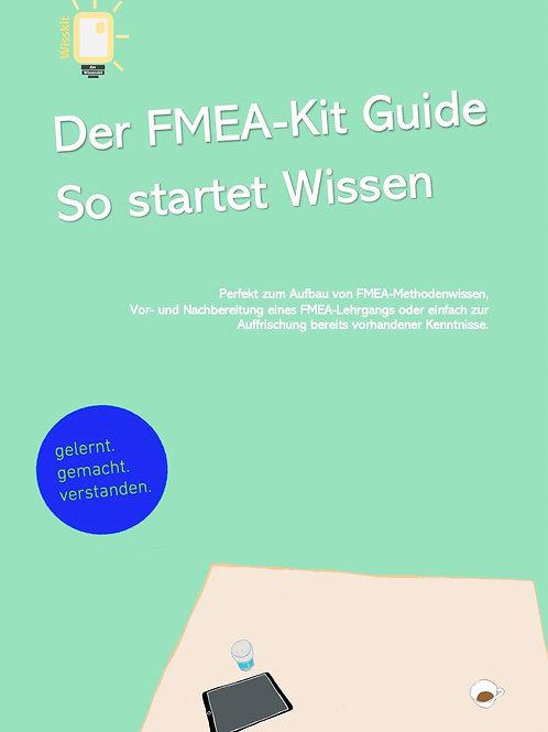 Der FMEA-Guide zum beliebten FMEA-Kit (e-Book)