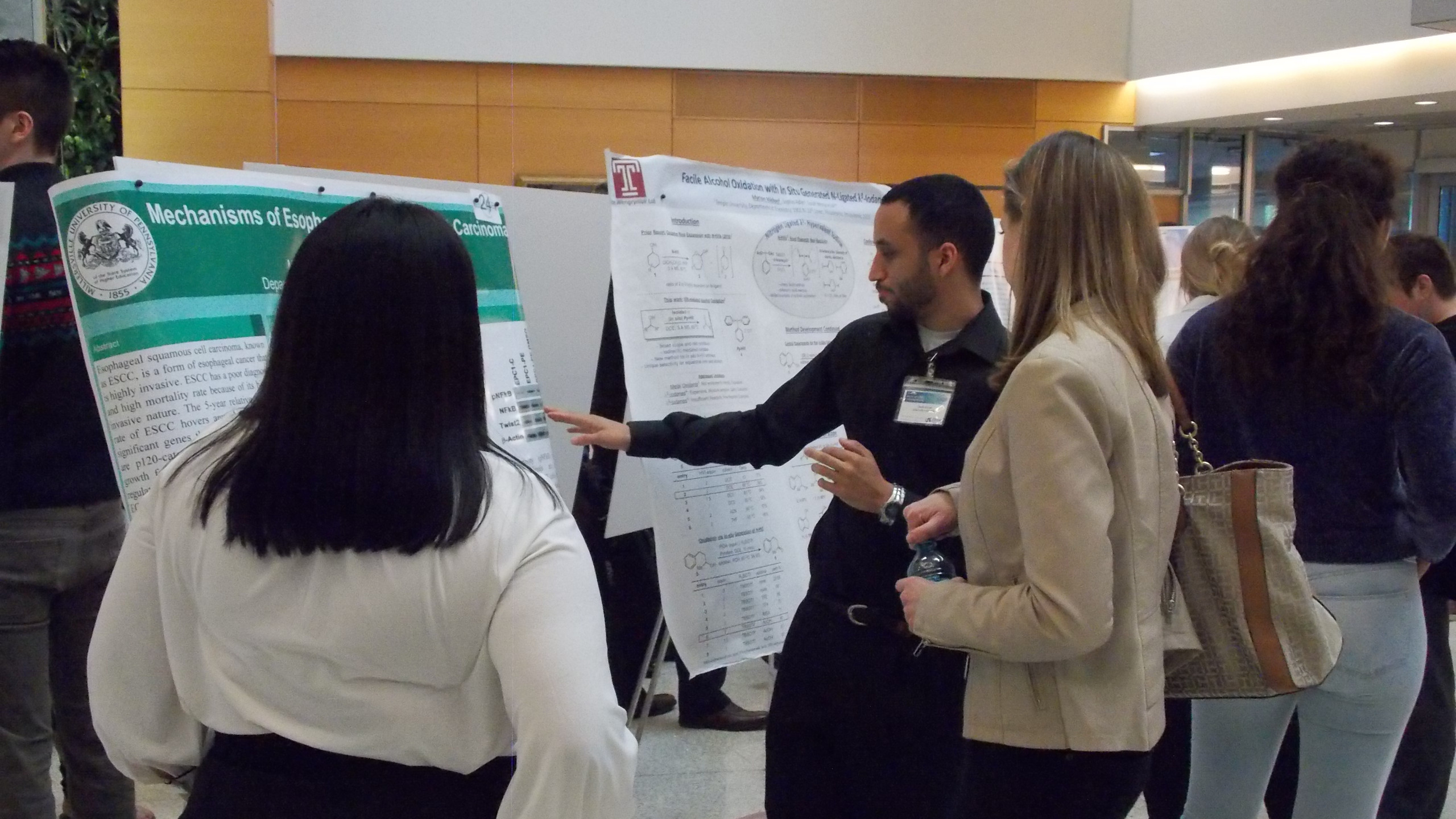 Drexel YRC Poster Session
