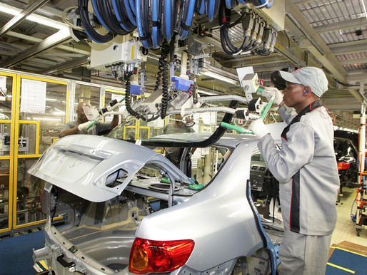 Op-Ed: How to turn Africa's manufacturing sector into a high-tech powerhouse