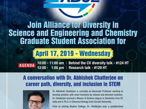 Spring 2019 ADSE Events