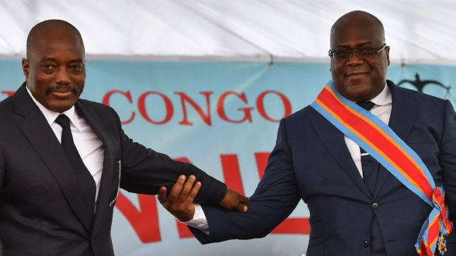 Strained relations between Tshisekedi UDPS and FCC pro-Kabila