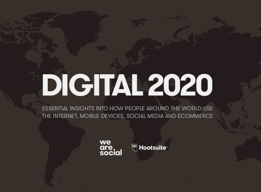 Digital 2020: Social media use spans almost half global population