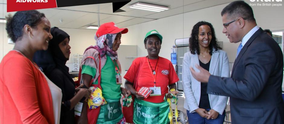 UK aid to break down barriers for female entrepreneurs in Africa